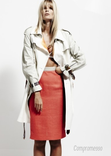 Michael Angel shares with us a look into the Spring 2012 lookbook