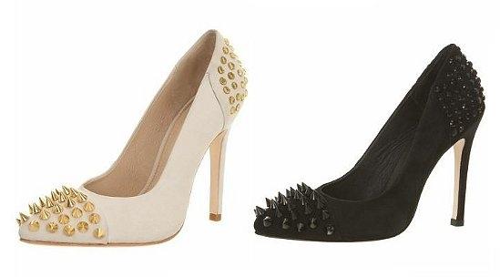 Обувь с шипами.