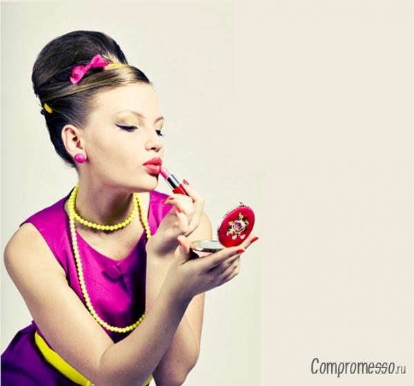 Прически стиляги для девочек