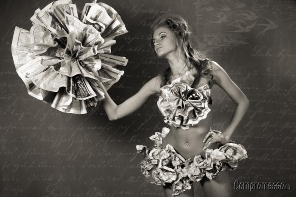 Платье Из Газеты Своими Руками Пошаговая Инструкция - фото 6