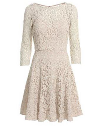 Reiss-White-Lace-Dress