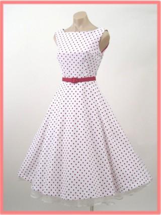 Сшить платье стиль ретро